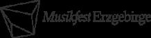Musikfest Erzgebirge – Vom Berge her Logo
